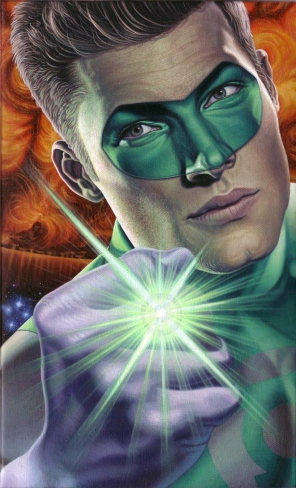 Artwork for Green Lantern