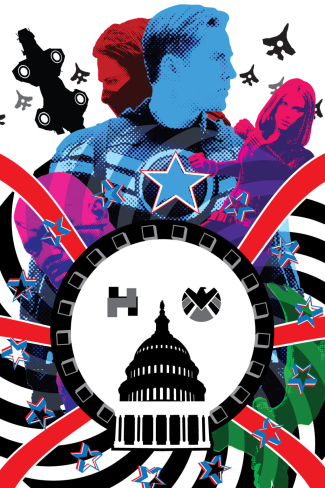 Artwork for Captain America: The Winter Soldier